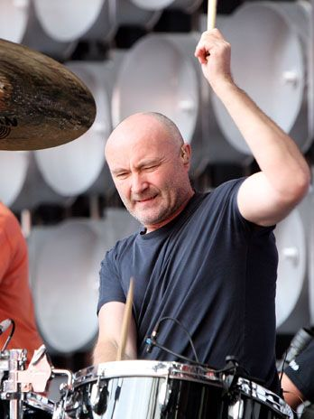 "Phil Collins - How many of us have done the ""Hold On"" drum solos on our steering wheels?"