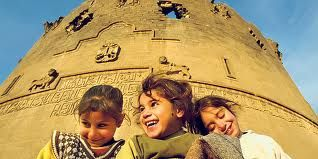 childrens from Diyarbakir, Turkey