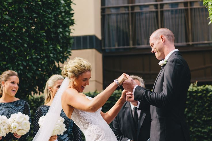Presenting Mr & Mrs McGhie - Park Hyatt Melbourne