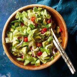 Guacamole Chopped Salad  - EatingWell.com