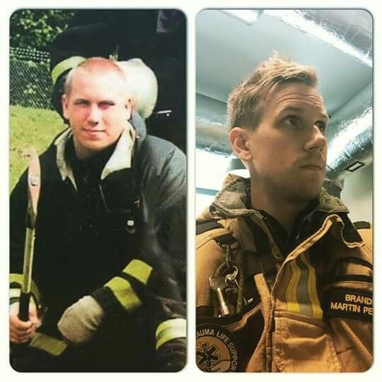 Martin the firefighter/keyboardist, SAREA