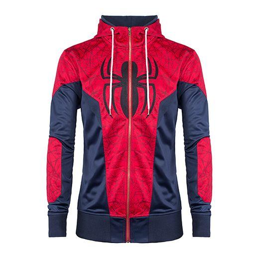 just preordered this beauty -spiderman hoodie