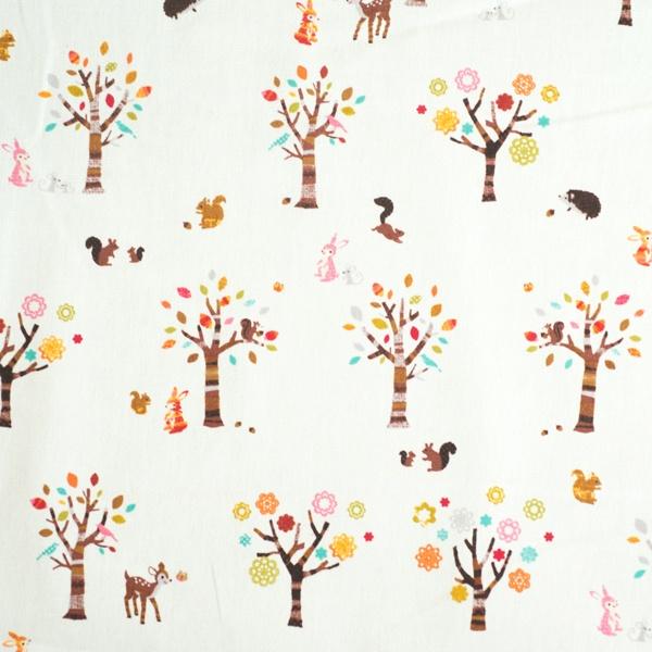 Decoration - tissu japonais bambi vente accessoires et objets décoration enfants : My Little Bazar.