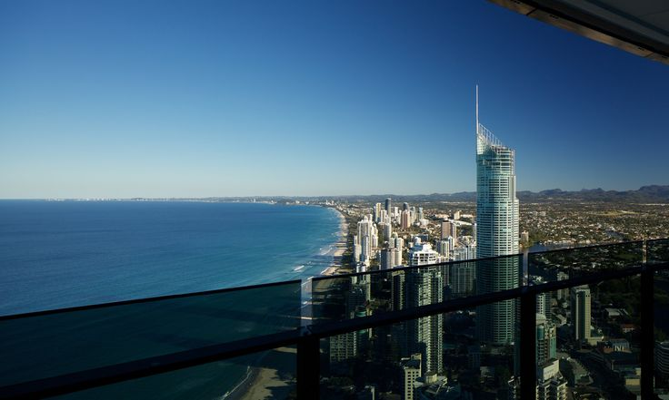 Been up there...it truly is a beautiful view! Soul - Luxury Apartments Surfers Paradise!