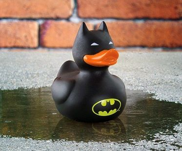 batman rubber duck
