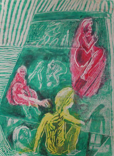 "illustrating ""Boyhood : Scenes From Provincial Life"" - by J M Coetzee, more on http://maiastefanaoprea.wordpress.com"