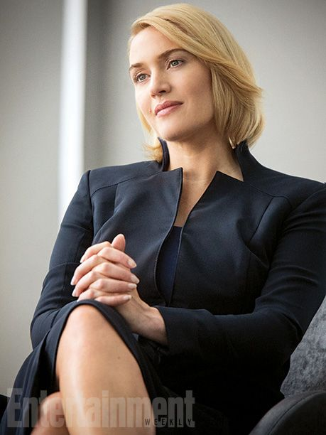 Kate Winslet, Divergent. Is it just me or does she look annoying and cruel already?