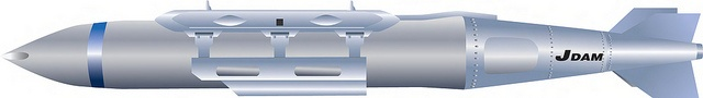 GBU-31/32/38 Joint Direct Attack Munition (JDAM) by Official U.S. Air Force, via Flickr