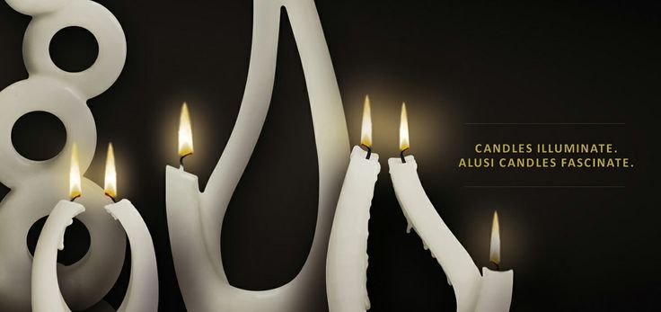 Alusi® Candles | Multi-Flame Candles