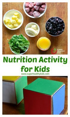 Nutrition Activity for Kids - How to teach kids about nutrition like a pro http://www.superhealthykids.com/nutrition-activity-for-kids/