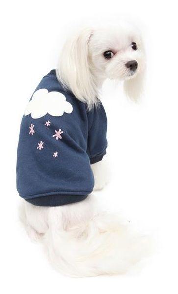 Sudadera para perro de la firma Puppy Angel Disponible en www.dogsaffaire.com Toda la moda y complementos para perro
