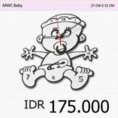 MWC Baby - GALLERY JAM DINDING UNIK