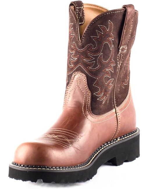 I love cowboy boots but, most are too tall for me to get my foot in right.