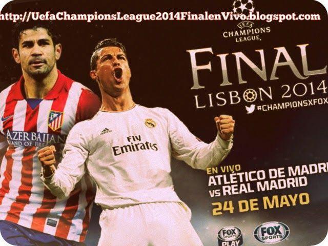 http://uefachampionsleague2014finalenvivo.blogspot.com.es - #RealMadrid vs #AtleticodeMadrid #envivo #2014 #HD #Real #Madrid vs Atletico de #Madrid #envivo2014 #HD. #LigadeCampeones #Final2014 En #Vivo y #EnDirecto. Transmisión #MinutoaMinuto #GRATIS #championsleague
