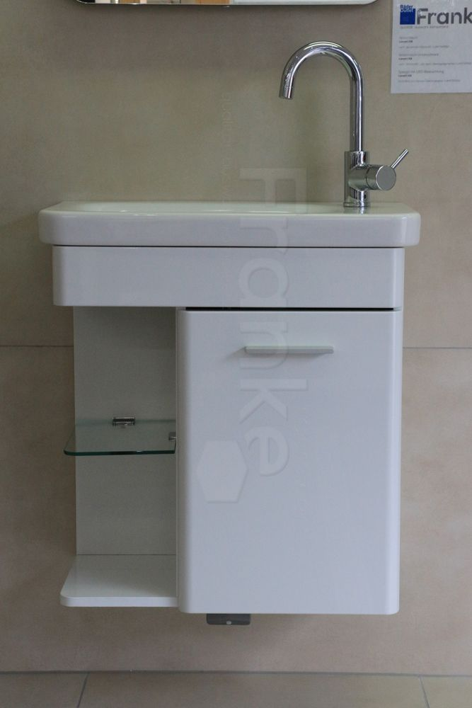 Minimalistische Gaste Wc Waschtisch Klein Aber Fein Waschtisch