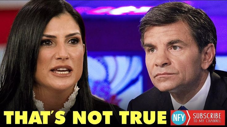 """Dana Loesch SHREDS ABC's George Stephanopoulos Over Gun Control - """"THAT'..."""