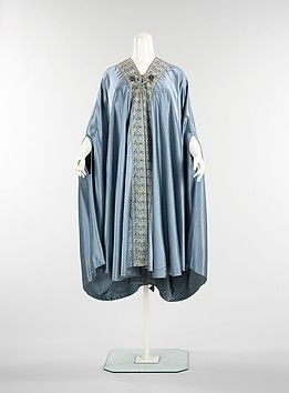 Evening cape  Liberty & Co. (British, founded London, 1875)  Date: 1910–15