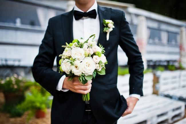 Kravata pro ženicha na svatbu - víte, jakou vybrat?