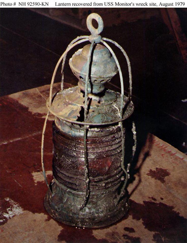 Civil War Shipwreck: Photos of the USS Monitor