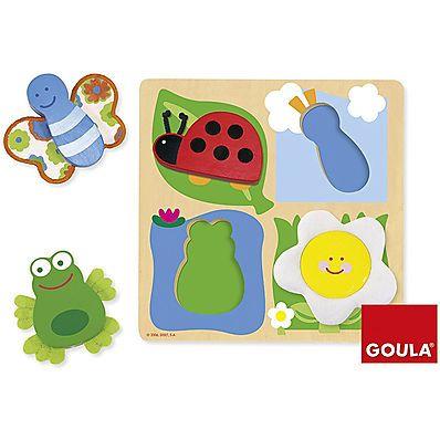 LINK: http://ift.tt/2qiqz4W - PUZZLE IN LEGNO PER BAMBINI #giochi #infanziaeneonati #goula => Ideale affinchè i più piccoli possano sviluppare la memoria - LINK: http://ift.tt/2qiqz4W