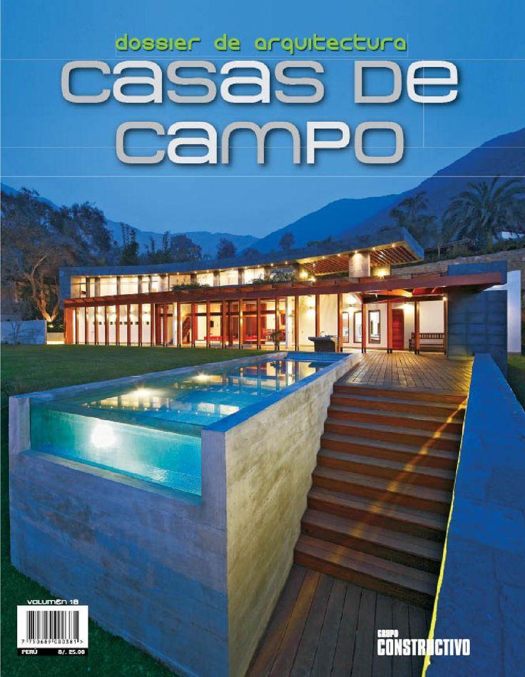 36 best images about espcial casa de campo on pinterest for Diseno de piscinas para casas de campo