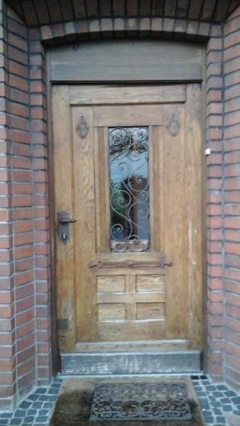 Wir verkaufen, schweren Herzens, unsere wunderschöne, ca. 100 Jahre alte Haustüre aus massiver...,Antike Haustüre in Nordrhein-Westfalen - Issum