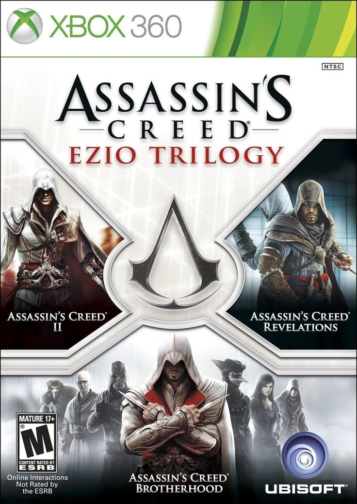 Quick & Easy Food Recipes at Hifow.com     Assassin's Creed Ezio Trilogy Edition Xbox 360 Game Brand New and Sealed  Price : 20.88  Ends on : 2 weeks  Buy Now The post Assassin's Creed Ezio Trilogy Edition Xbox 360 Game Brand New and Sealed appeared first on HayDai.com.    ...