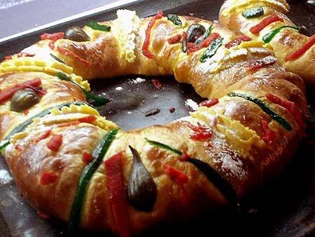 Rosca de Reyes ...(Mexicana)