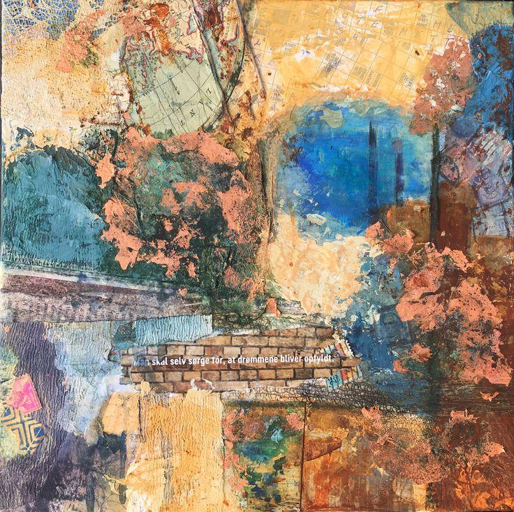 Collage 30x30 Se mere på http://Facebook.com/livetsgalleri