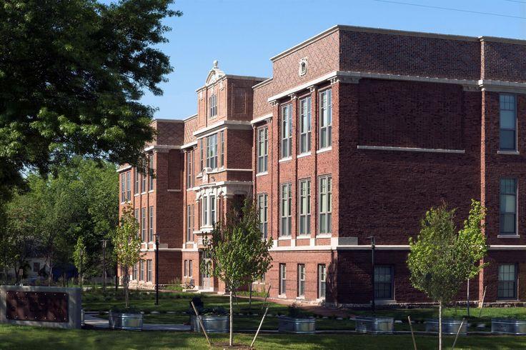 Bancroft School Redevelopment | BNIM