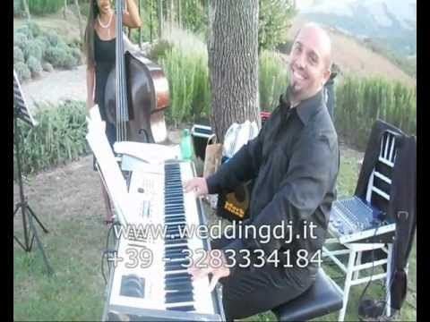 #Wedding #Jazz #swing #band in #Italy #music #service #events www.weddingdj.it
