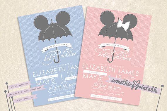 Disney baby shower invitation I found on etsy! SOO cute @Vicki Josaphat @Crystal Krentkowski @Karen Alicia