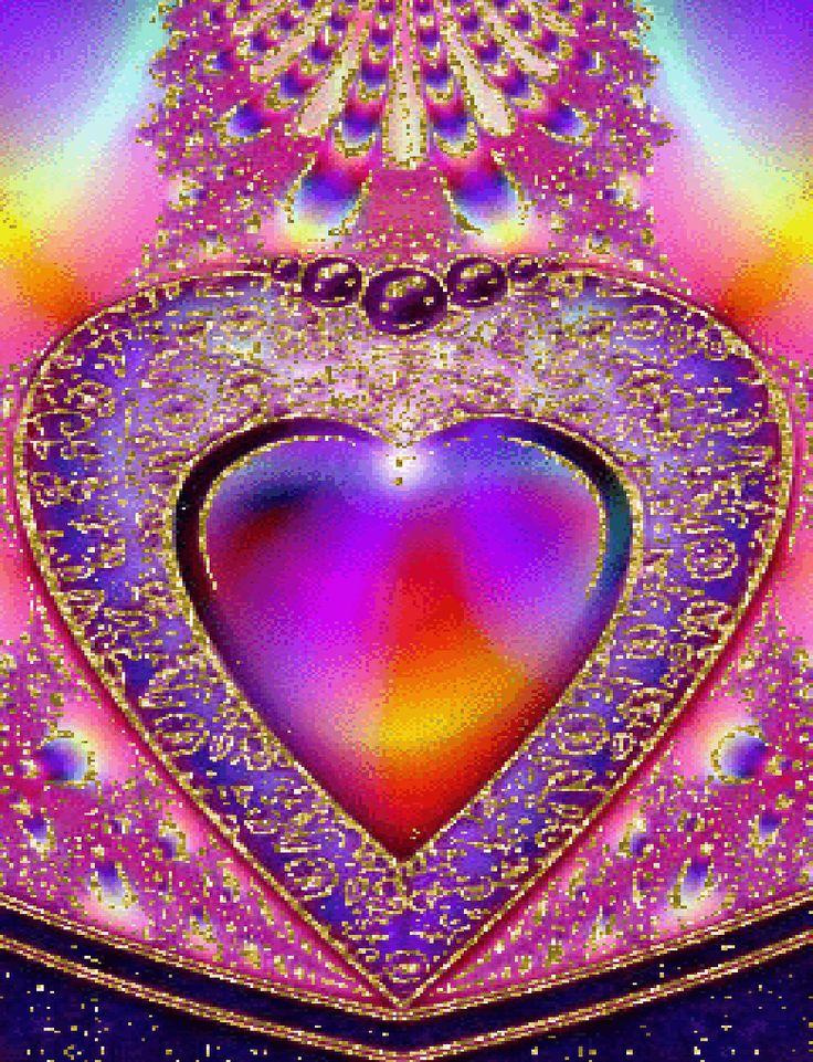 башни украшен блестящие сердечки анимация фото расстояний
