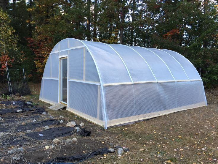 Comprehensive step by step greenhouse building dvds learn for Geodesic greenhouse plans free