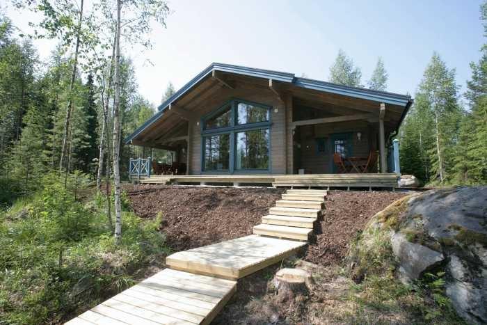Villa Ella, Härkäniemen Tuvat, Mikkeli, Finland