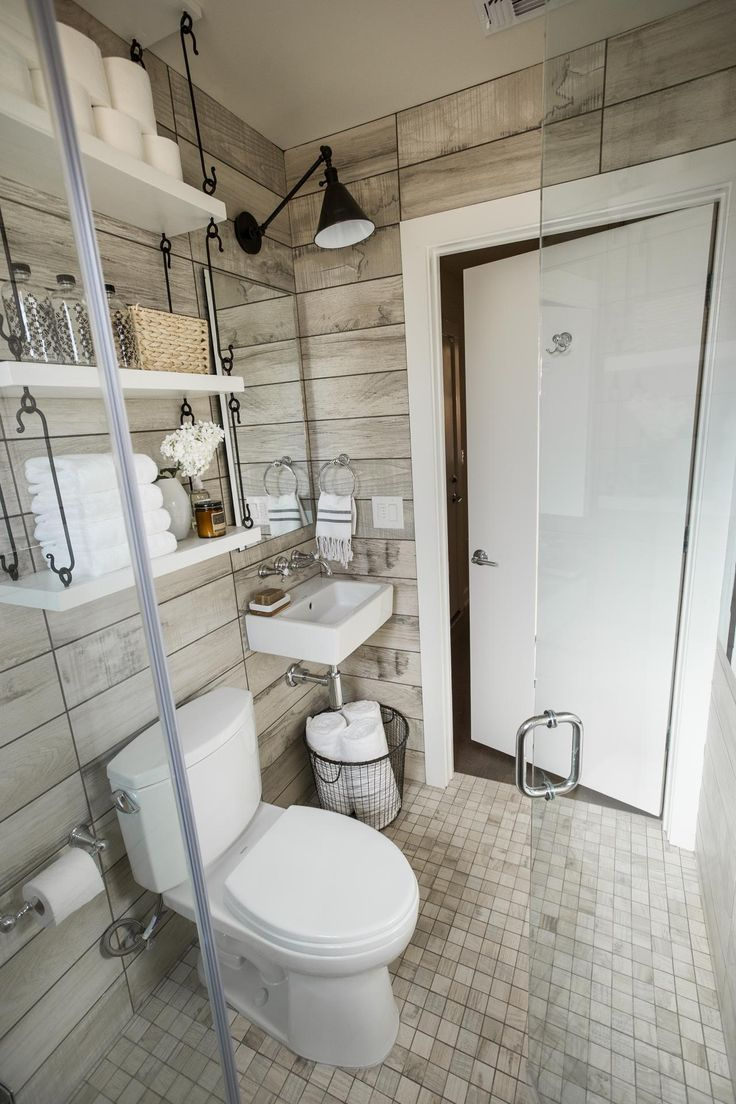Bathroom Pictures From HGTV Smart Home 2015 | HGTV