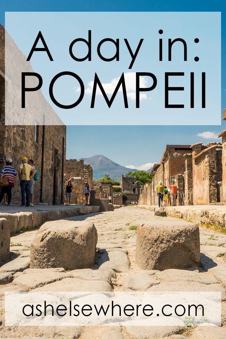 Pompeii, Italy, Travel Italy, Historical sites in Italy, Volcano