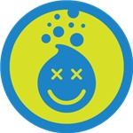 Crunked Badge | 4sq Jumper