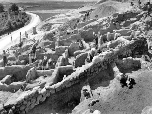 Bible archeology - The Walls of Jericho