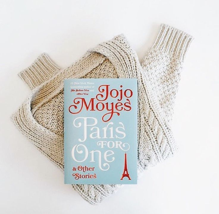 "Good Housekeeping raves PARIS FOR ONE by Jojo Moyes is ""an engaging way to spend fall's first chilly afternoon."""