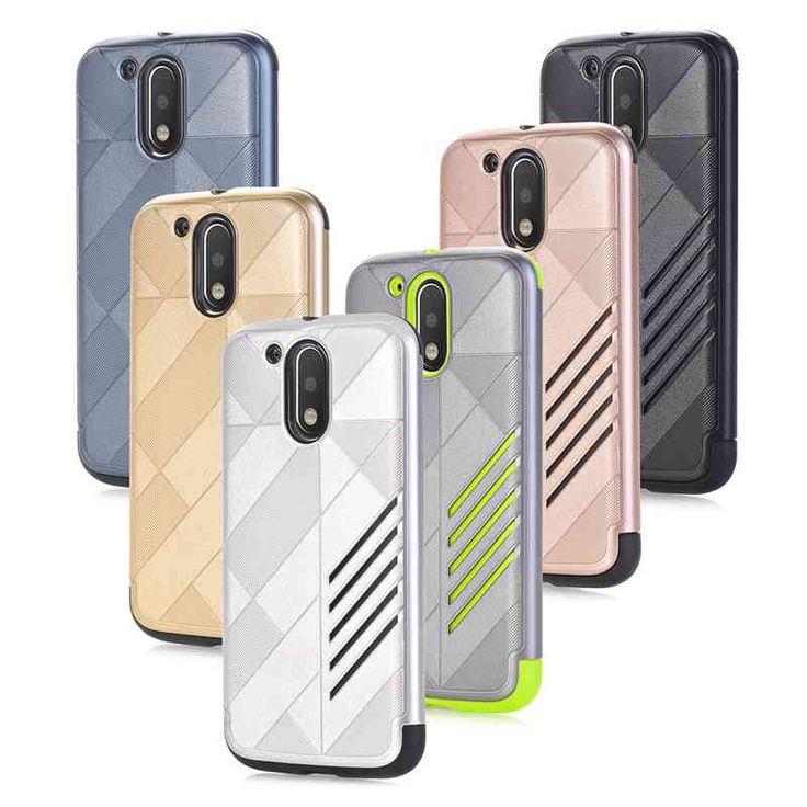 for Motorola Moto G4 Cases XT1624/XT1625 Heavy Duty Hybrid Hard Rugged Rubber Cover for Moto G4 Plus XT1644 Phone Armor Cases
