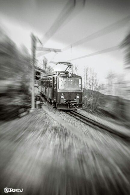 Train arrived