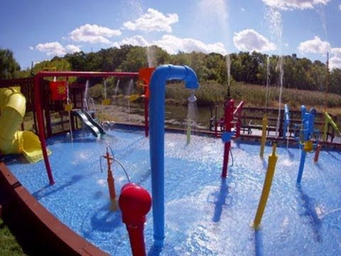 Backyard Water Adventure - YouTube. This is amazing! And mostly just from pvc pipe and glue.