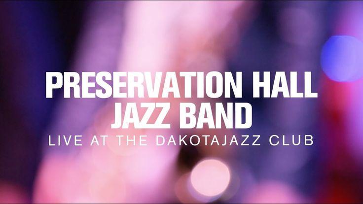 Preservation Hall Jazz Band - #MicroShow at the Dakota Jazz Club