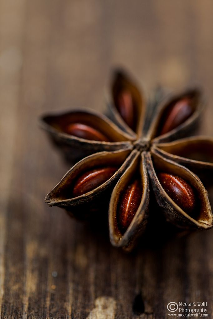 Spice Infusions: Star Anise (Image/Styling: Meeta K. Wolff)