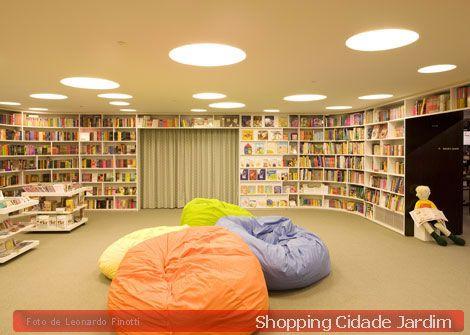 Livraria da Vila :: Shopping Cidade Jardim , São Paulo
