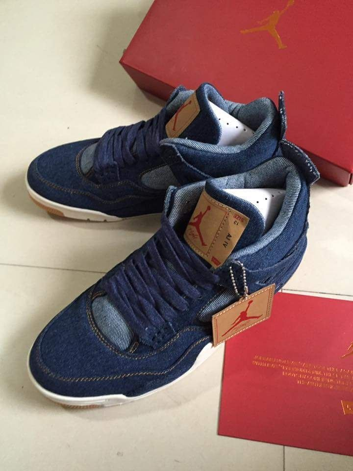 innovative design e0f17 557eb Levi Jordan 4 NRG in 2019 | Shop Our Pins! | Shoes, Jordans ...