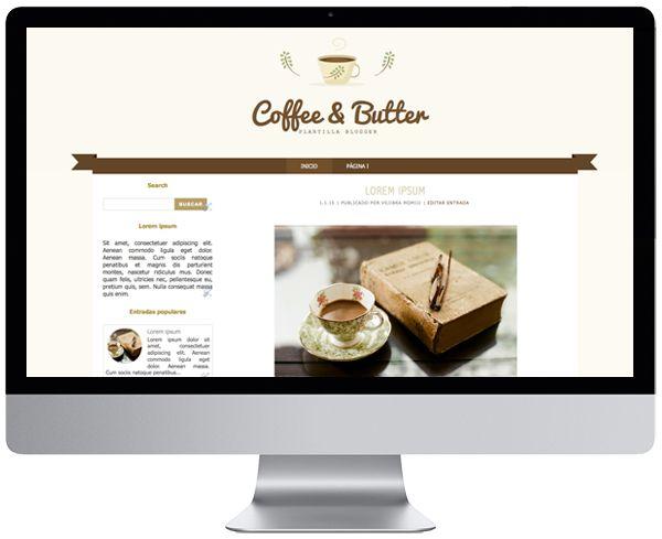 Typewriter Notes: Blog: Plantillas Blogger