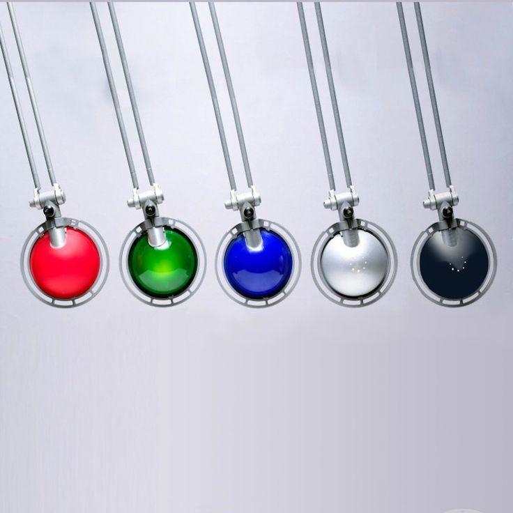 Luceplan Berenice, puoi scegliere tra diffusori in vetro o riflettore in alluminio. Disponibile in diversi colori!
