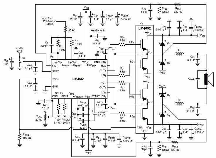 120 besten High Power Amplifier Designs Bilder auf